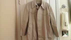 Men's 40 Regular London Fog Fall/Winter/Spring Coat in Glendale Heights, Illinois
