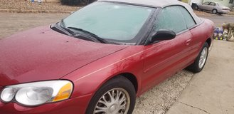Chrysler Sebring- convertible in Algonquin, Illinois