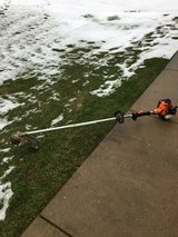 CLEAN ECHO SRM230 STRAIGHT SHAFT WEED WHIP READY TO WORK. in Naperville, Illinois