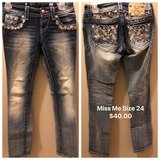Buckle-Miss Me Jeans in Shorewood, Illinois