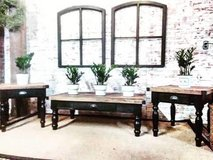 Fearmhouse Rustic industrial tables in Bartlett, Illinois