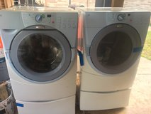 Washer and dryer in Galveston, Texas