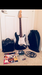 Electric Guitar Bundle in Vista, California