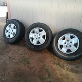 3 Platinum Plus Tundra wheels fit 2007-2013 in 29 Palms, California