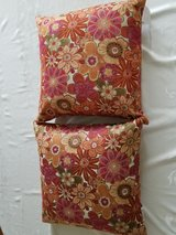Decorative Accent Pillows; smoke-free, pet-free in Algonquin, Illinois