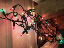 Reduced! 5 strands Indoor Multicolor Christmas Lights in Joliet, Illinois