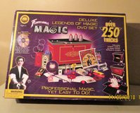 Fantasma Deluxe Legends of Magic DVD Set Over 250 Tricks in Chicago, Illinois