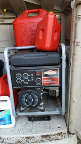 Briggs & Stratton Portable Generator in Silverdale, Washington