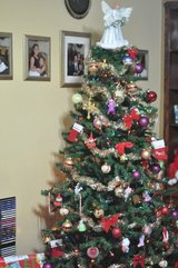 Christmas Tree 7 ft Artificial Pine in Travis AFB, California