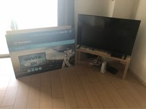 40 inch Westinghouse SMART TV in Okinawa, Japan