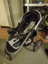 Graco Fastfold action jogger stroller in Okinawa, Japan