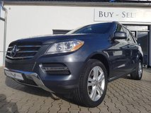2015 Mercedes Benz ML350 in Ansbach, Germany