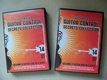Ultimate Guitar Control Secrets Collection DVD 14 Disc Set in Ramstein, Germany