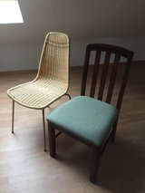 Extra chairs in Ramstein, Germany