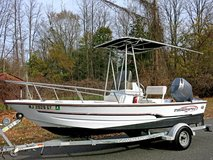 2003 Triumph Hull 170 in Toms River, New Jersey