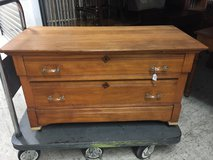 Antique 2 drawer chest/dresser in Bartlett, Illinois