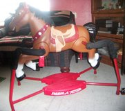 Radio Flyer --- Spring action horse. in Lawton, Oklahoma