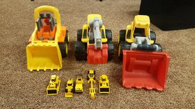 Digger toys in Plainfield, Illinois