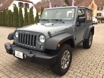 2014 Jeep Wrangler Rubicon 4x4 *Two Sets of Alloy Wheels* in Spangdahlem, Germany
