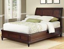 King size Sleigh Bed in Fort Polk, Louisiana