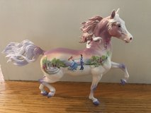 Breyer Signed Kathleen Moody Cinderella Prince Charming Horse in Westmont, Illinois