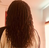 Box braids and micro braids in Camp Pendleton, California