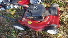 22 inch Craftsman self-propelled mower in The Woodlands, Texas