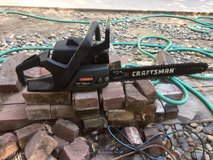 "Craftsman Chainsaw 32cc 16"" Bar in Camp Lejeune, North Carolina"