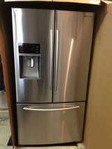 Samsung 22.5 cu ft. Counter depth refrigerator in Algonquin, Illinois