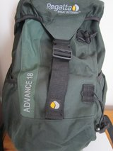 Backpack in Lakenheath, UK