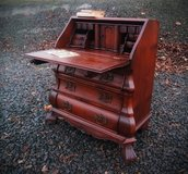 one of a kind secretary desk with claw feet in Stuttgart, GE