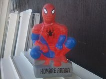 Spider-Man coin bank in 29 Palms, California