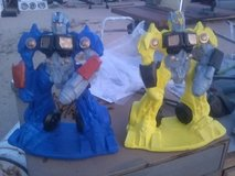 transformers coin banks in 29 Palms, California