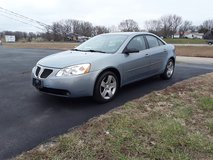 2007 Pontiac G6 in Fort Leonard Wood, Missouri