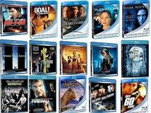 Great deal on Blu-rays 3 For $10.00 No Limit in Brookfield, Wisconsin