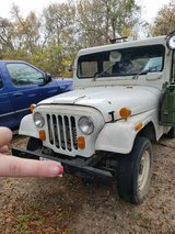1970 Right hand drive Postal Jeep 350 Chevy engine in Huntsville, Texas