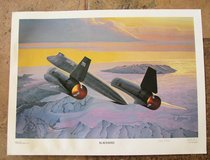 3 Hal McCormick Lithographs. Signed and numbered. Un-framed in 29 Palms, California