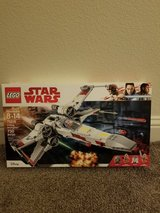 Lego Starwars X-Wing Star Fighter in Camp Pendleton, California