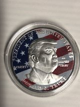 Trump Commemorative Coin in Elizabethtown, Kentucky