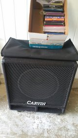 I-15 bass speaker w/cover in Perry, Georgia