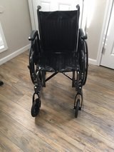 Drive Medical Wheelchair in Vacaville, California
