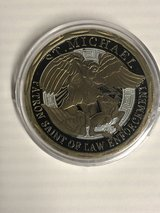 St Michael Patron Saint of Law Enforcement Commemorative Coin in Elizabethtown, Kentucky