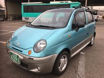 2004 DAEWOO MATIZ-AUTO-GOOD RUNNING COND.-CLEAN-101K MILES in Camp Humphreys, South Korea
