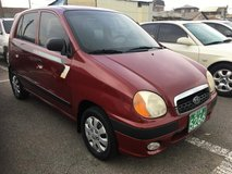 GAS SAVER! 2004 KIA VISTO-AUTO-GOOD COND.-CLEAN-84K MILES in Camp Humphreys, South Korea