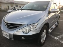 2006 SSANGYONG ACTYON-AUTO-GOOD RUNNING COND.-94K MILES in Camp Humphreys, South Korea