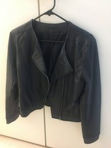 Leather jacket sz L in Okinawa, Japan