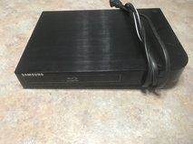 Samsung BluRay Player in Fort Riley, Kansas