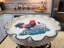 Rooster Kitchen Set in Quantico, Virginia