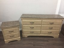 dresser and nightstand in Lawton, Oklahoma