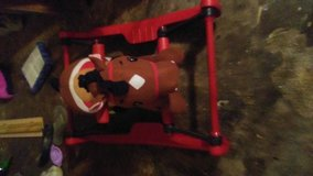 Rocking Horse Radio Flyer in Fort Campbell, Kentucky